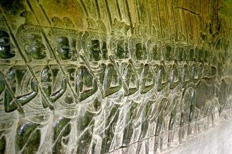 Angkor Wat: Relief