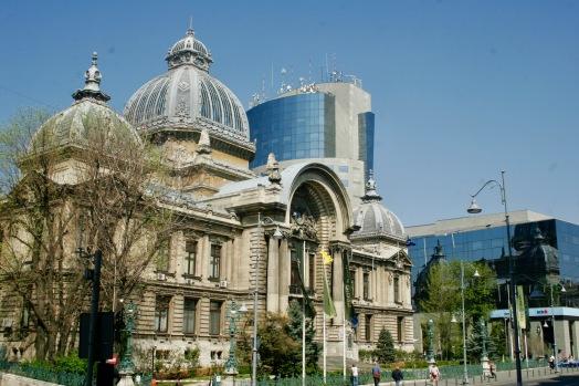Moderne in Bukarest