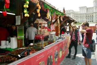 Ostermarkt in Bukarest