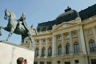 Architektur und Sightseeing in Bukarest