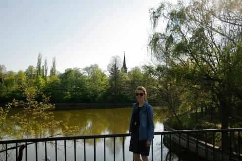 Herastrau Park in Bukarest