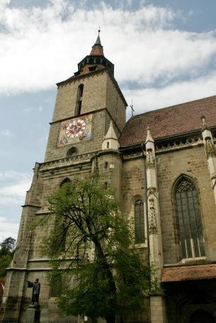 Brasov: Kirche