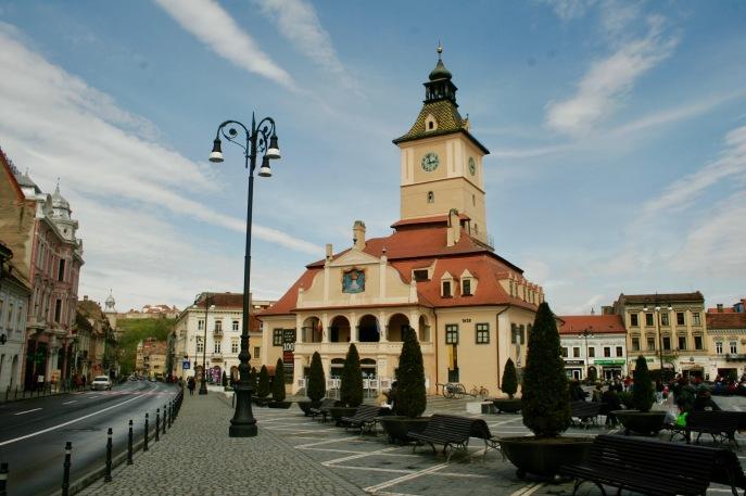 Brasov: Marktplatz