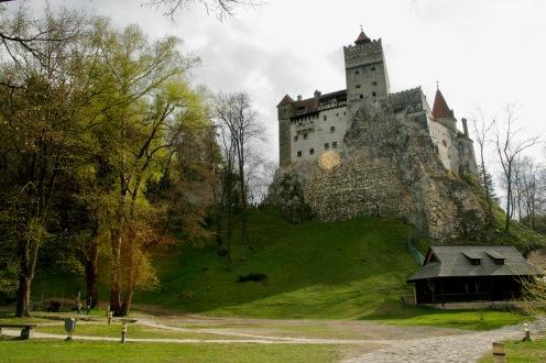 Schloss Bran: Auf der Suche nach Dracula