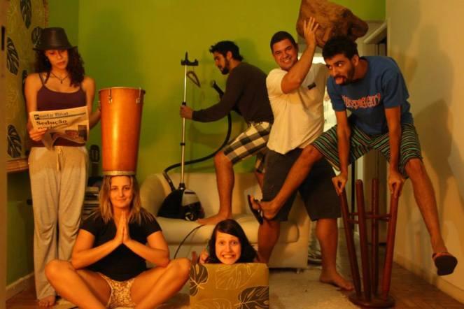 Couchsurfing Begegnungen in Rio de Janeiro