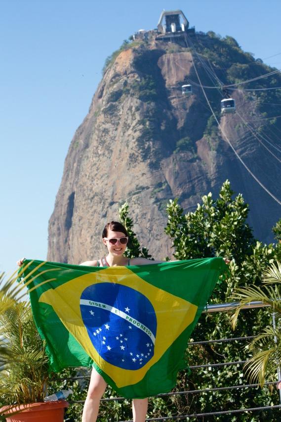 Zuckerhut in Rio de Janeiro