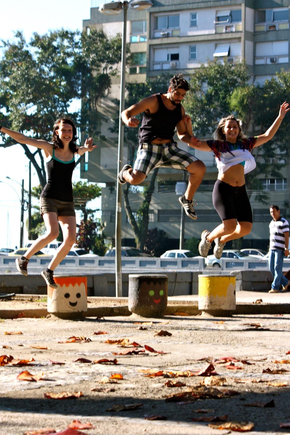 Nach unserem Aufstieg zum Zuckerhut in Rio de Janeiro
