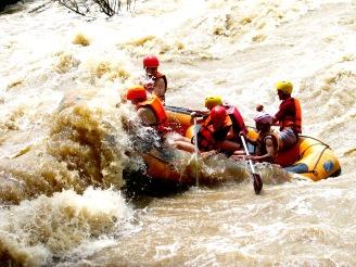 Chiang Mai: wilde Rafting Tour