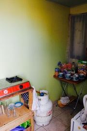 Küche meines Gastgebers in San Pedro de Atacama