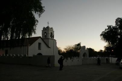 Kleine Kirche in San Pedro