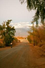 Heimweg in San Pedro
