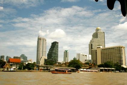 Bangkok: vom Boot