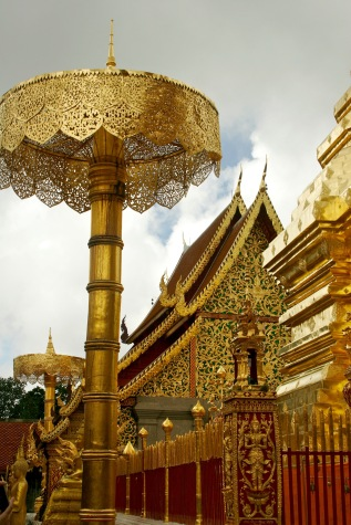 Chiang Mai: Gold Gold Gold
