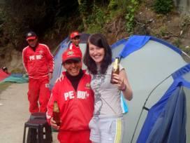 Inka Trail: herzensgute Porter