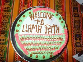 Inka Trail: Torte