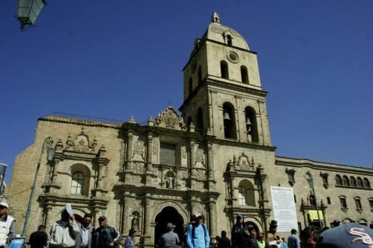 Kirche in La Paz