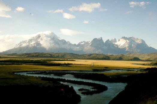Torres del Paine in all seiner wunderschönen Pracht