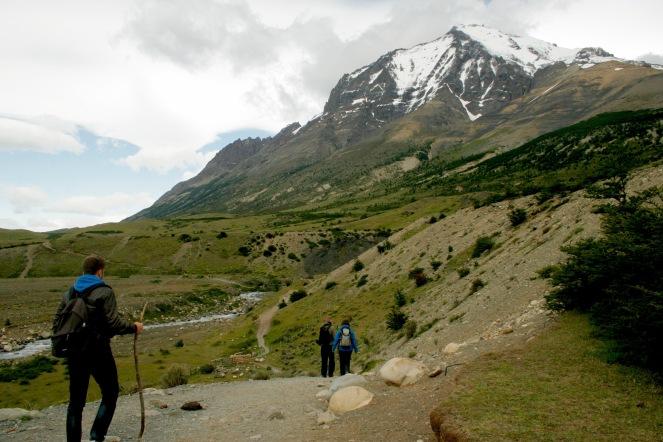 Torres del Paine Wanderung über Stock & Stein