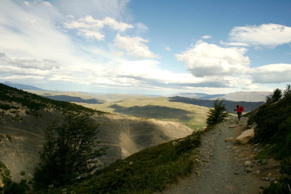 Wanderung durch den Torres del Paine