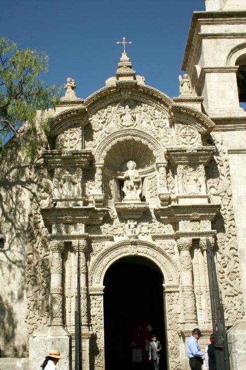 Architektur in Arequipa