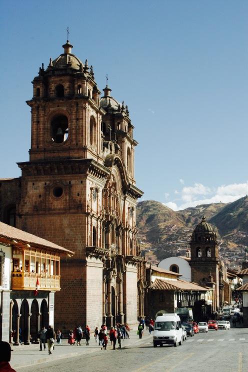 Kathedrale von Cusco