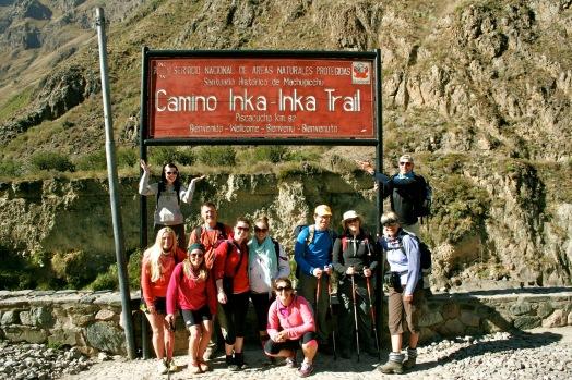 Inka Trail: es kann losgehen!