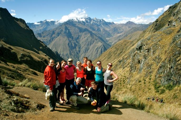 Inka Trail: Dead Woman's Pass