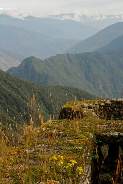 Inka Trail: Momentaufnahme