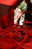 Inka Trail: Mittagessen