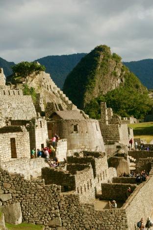 Inka Trail: Ruinenstadt der Inka