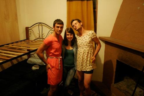 Ladies Nights im Vibes Hostel in Quito