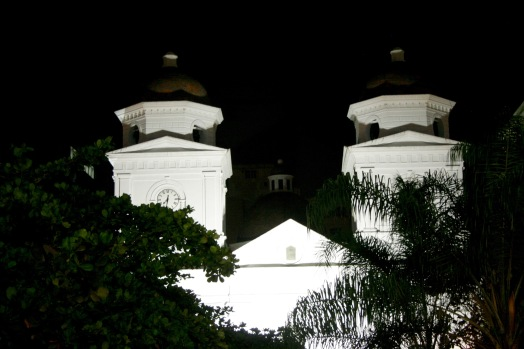 Nacht in Medellin