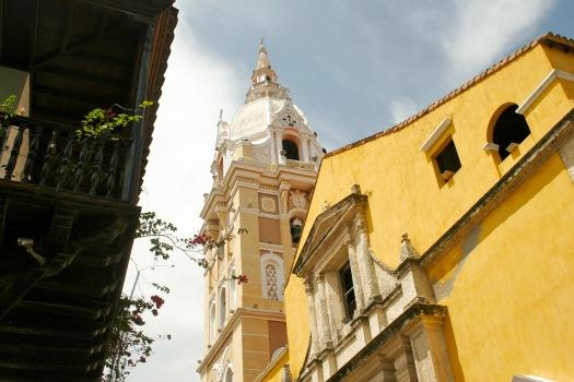 Kirche in Cartagena