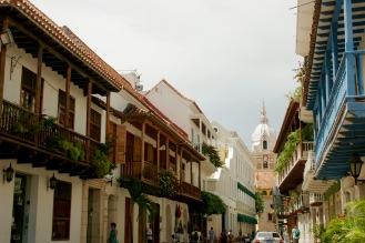 Straßen von Cartagena