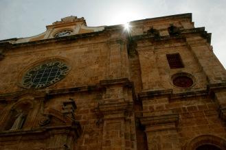 Spanische Architektur in Cartagena