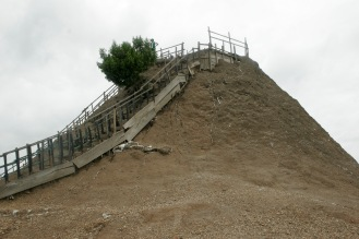 Mud Volcano bei Cartagena