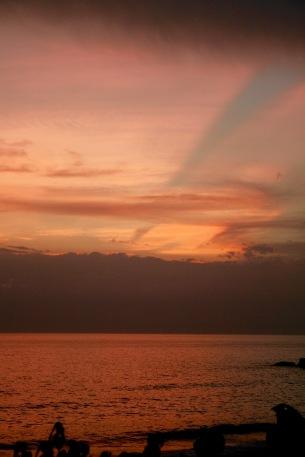 Tayrona Nationalpark: Sonnenaufgang