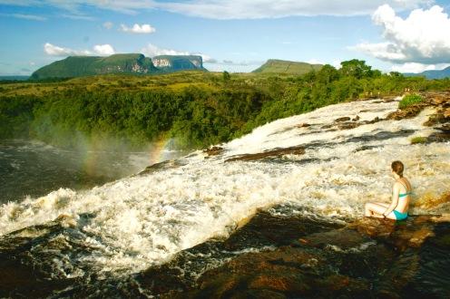 Canaima Nationalpark: Genießen