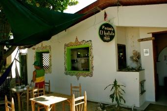 Zu Hause auf Los Roques: Posada El botuto