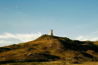 Einsamer Leuchtturm auf Los Roques