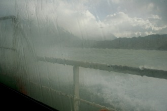 Torres del Paine: nach uns die Sintflut