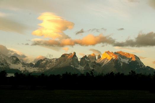 Torres del Paine: Cordillera