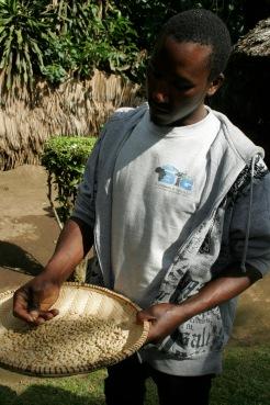 Mount Meru: Kaffeebohnenkunde
