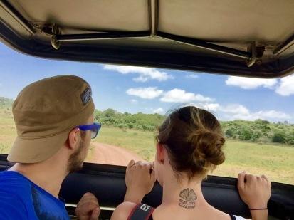 Arusha Nationalpark: Safari Mode
