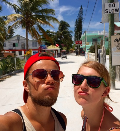 Go Slow on Caye Caulker