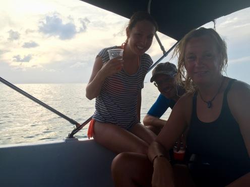 Schnorcheltour in Belize nahe Caye Caulker