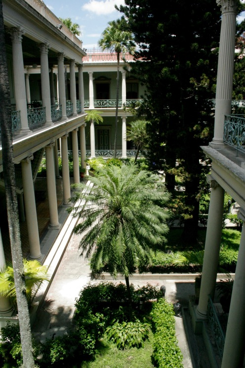 Palacio Nacional in San Salvador