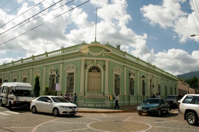 Vorort San Salvadors: Santa Tecla