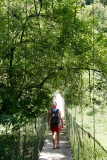 Wanderung zum El Cubo