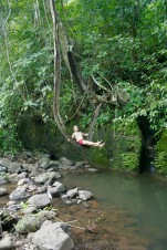 "El Cubo ""Wasserfall"""